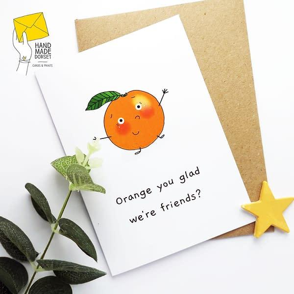 Friendship card, palentines card