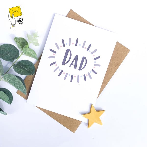 Birthday card for Dad, Father's Day card