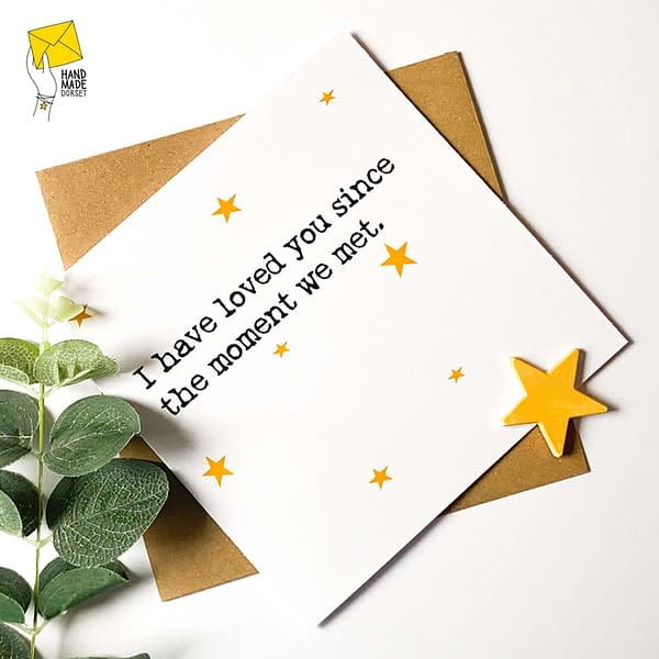 love you card, card for girlfriend