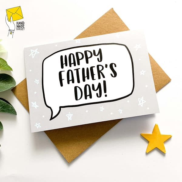 Fathers day card, Happy Father's Day
