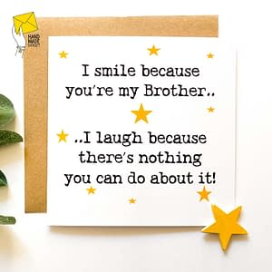 Brother card