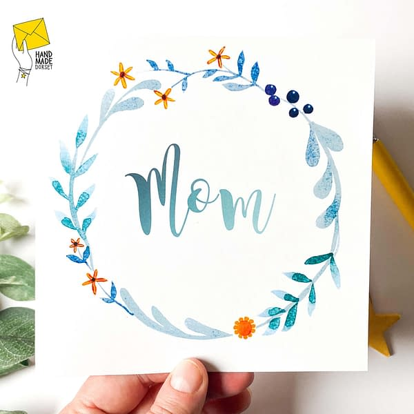 Mama card, Mum card, Mother's Day, Mothers day