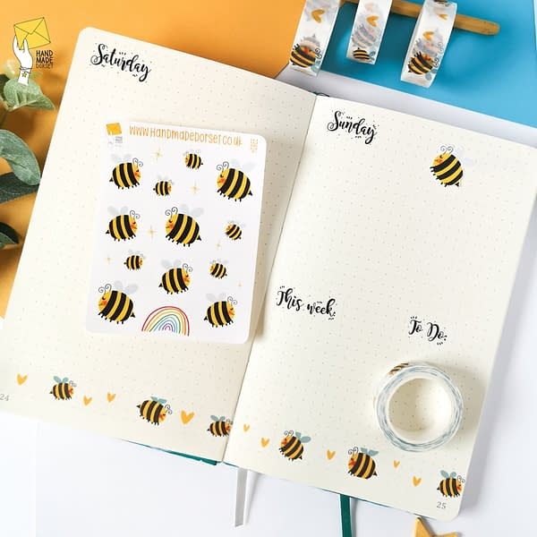 To do washi tape, planner to do tape