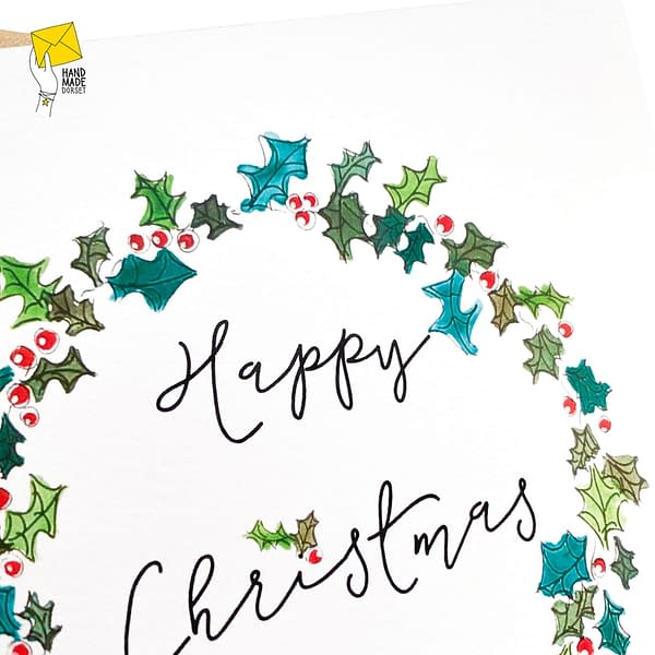 Christmas card pack, classic christmas cards
