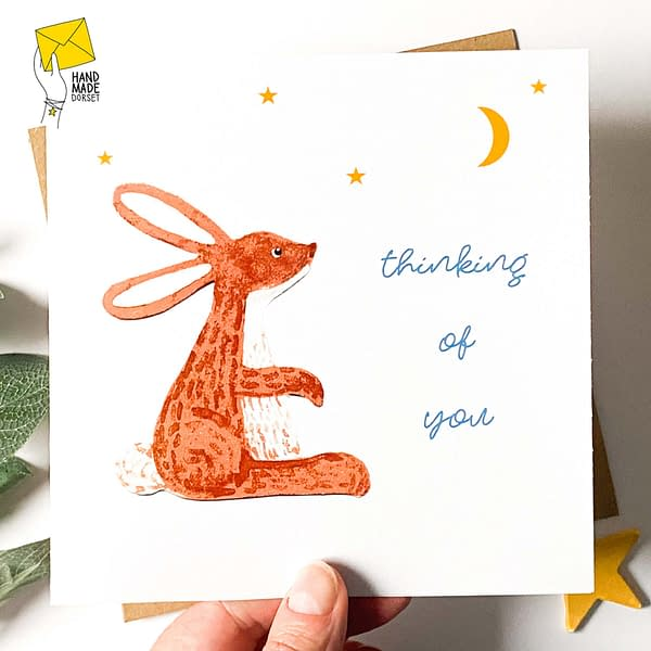 sympathy card, thinking of you card