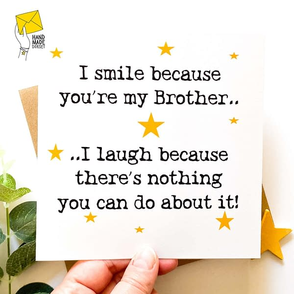 Brother card, card for brother