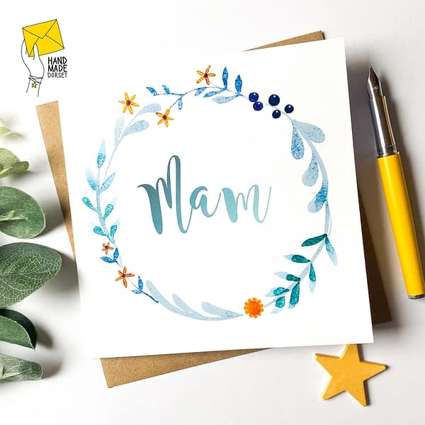 Mum card, Mothers day card for mum