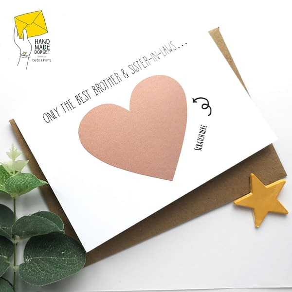 Pregnancy reveal card, brother pregnancy reveal